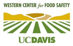 Logo for Western Center for Food Safety