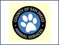 Logo of County of San Diego Animal Servies
