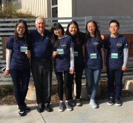 Gree Team from NAU conference