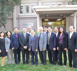 Nanjing Agricultural University at UC Davis