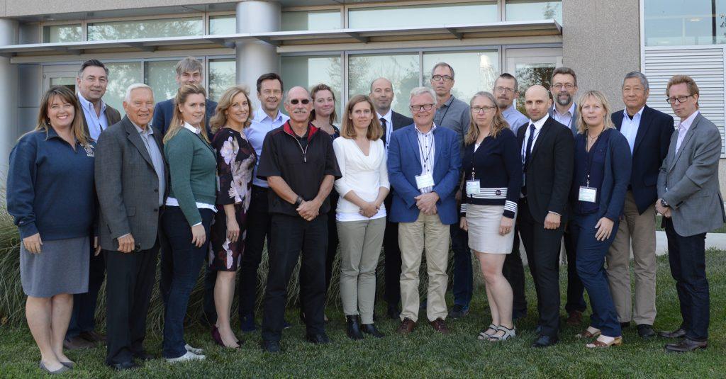 Swedish delegation - UC Davis Conference Oct 2017
