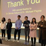 Presentation by NAU students - final day conference